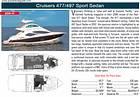 2006 Cruisers 477 Sport Sedan - #5