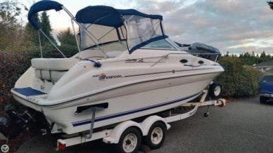 Sea Ray 240 Sundancer, 24', for sale - $19,500