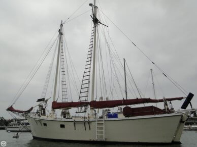 Kennedy 47 Gaff Rigged, 60', for sale - $66,700