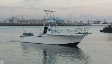 Mako 254, 25', for sale - $25,000