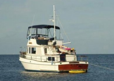Grand Banks 36 Trawler, 36', for sale - $94,000