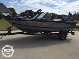 Lund 1775 Crossover XS, 17', for sale - $27,500
