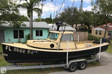 Groverbuilt 26 Downeast Pilothouse, 26', for sale - $30,000