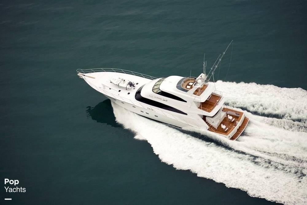 2020 Sovereign 109 Sportfish Yacht - #2