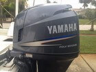It's A Yamaha 4-stroke!