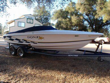 Donzi ZX 22, 22', for sale - $18,000