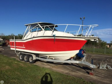 Custom 34 Walkaround, 34, for sale