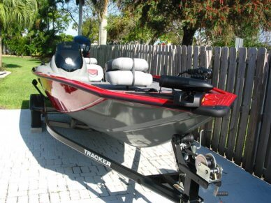 Bass Tracker 175 TXW, 17', for sale - $17,500