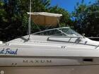 1999 Maxum 2400 SCR - #5
